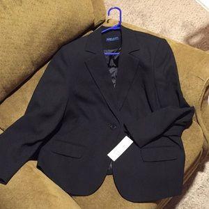 Brand New Karen Scott Women's 18W Lined Blazer